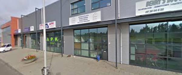 Garage Koekenbier In Amsterdam Op